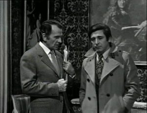 Massimo Girotti e Ugo Pagliai nei panni di George Powell e Edward Foster